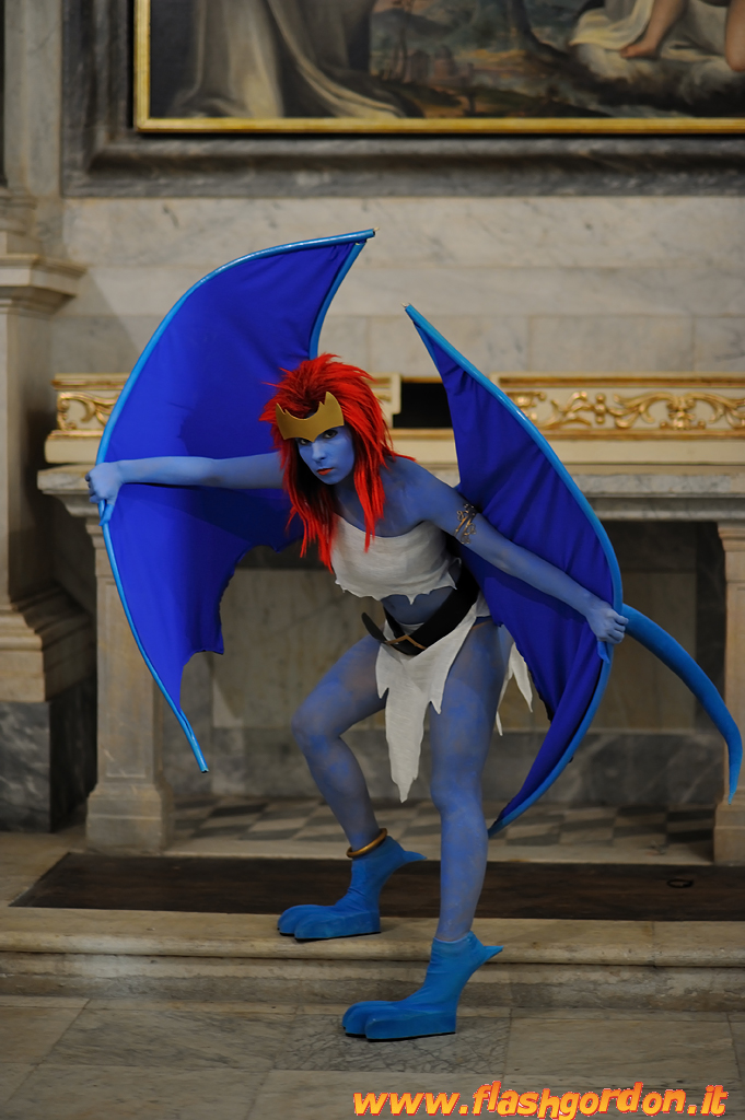 Demona from Gargoyles by AnaMaria88