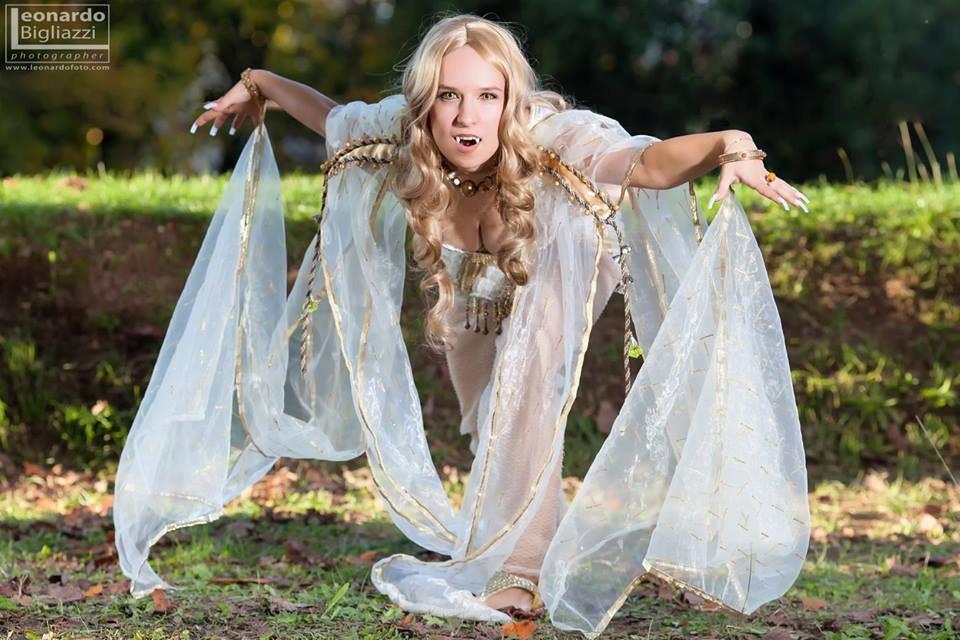 Marishka the vampire by AnaMaria88