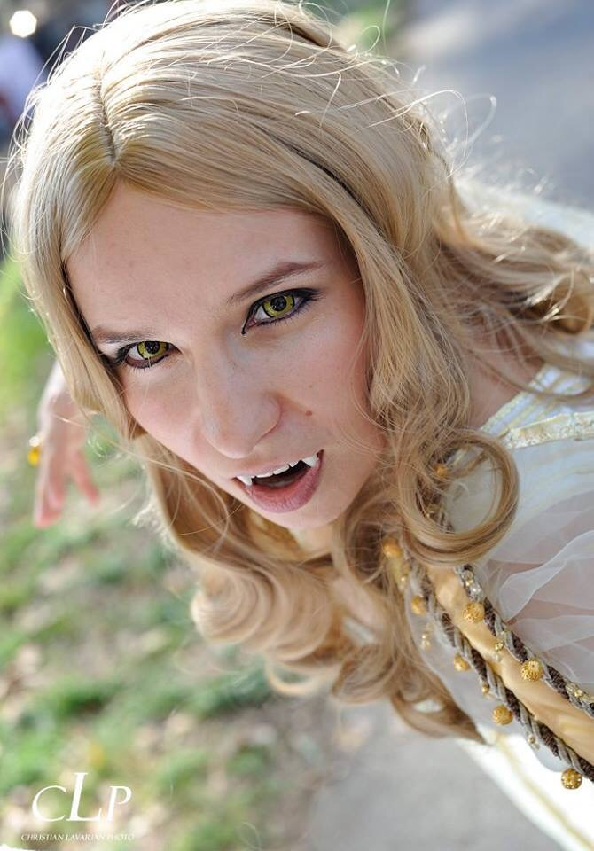Marishka close up by AnaMaria88