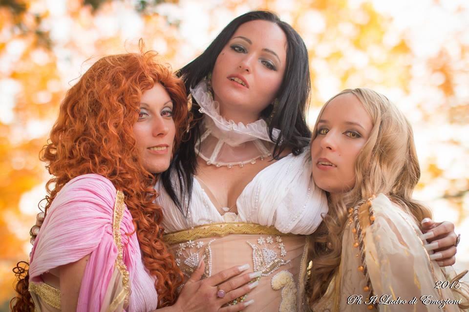 Dracula's Wives - Van Helsing by AnaMaria88