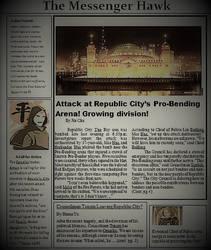 TURMOIL IN REPUBLIC CITY! by red-mohawk