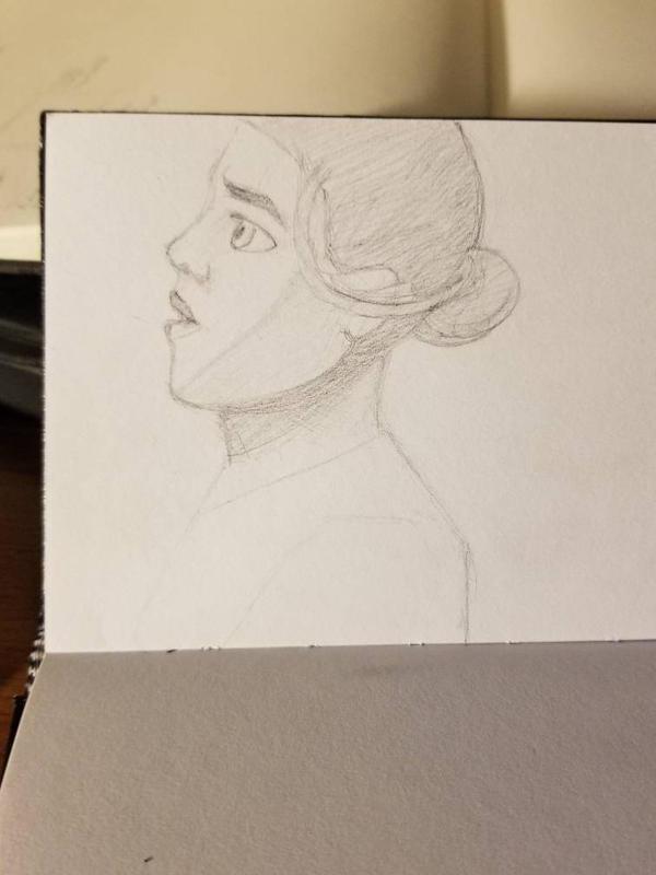 katara sketch by red-mohawk