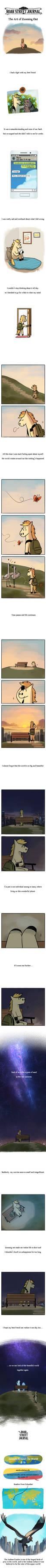 [RSJ webtoon] The Art of Zooming Out