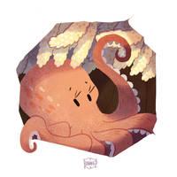 Octopus Mum