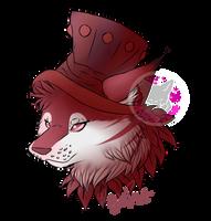 Animal Jam: Kaiyabear7 (Commission) by MagentaPawz-Art