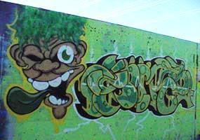 GRAFFITI 8 by nadirah