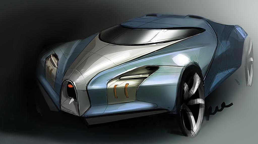 Bugatti by MartinEDesign