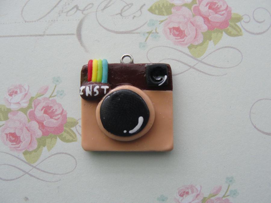 Cute Clay Instagram App by CraftyOlivia