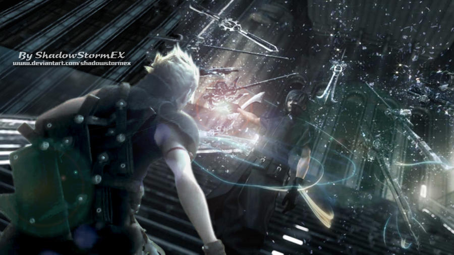 Cloud Strife amp Zack Fair  Male Anime and Fantasy
