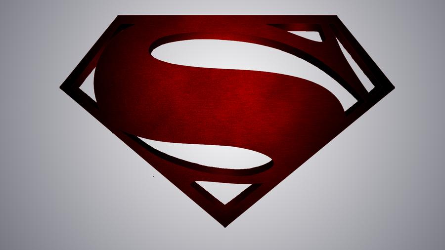 Man Of Steel Symbols