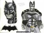 World's Finest 2015 - Batman Costume