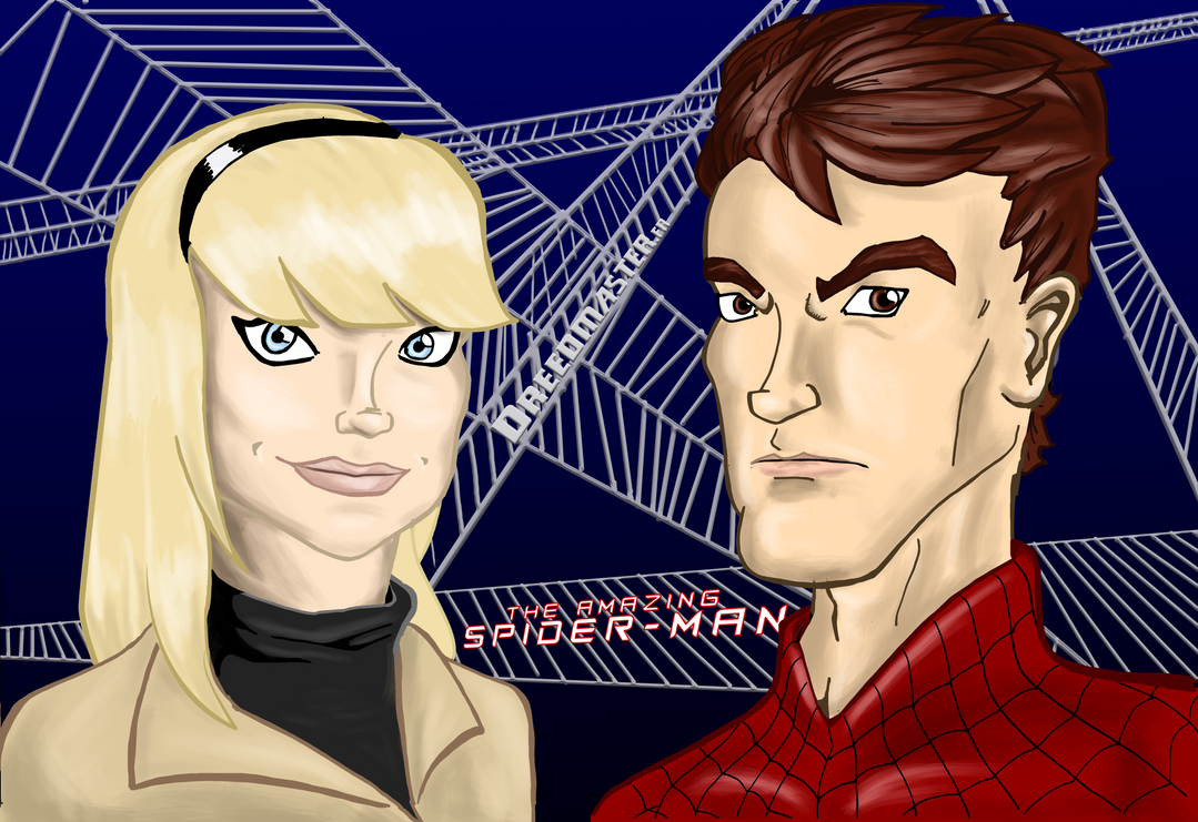 Peter Parker And Gwen Stacy Art – Quotes of the Day