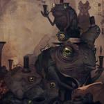 Focus -Vildhjarta Alternative artwork