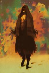 halloween witch 02 by rickardwestman
