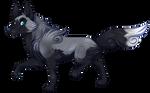 Silver Kitsune