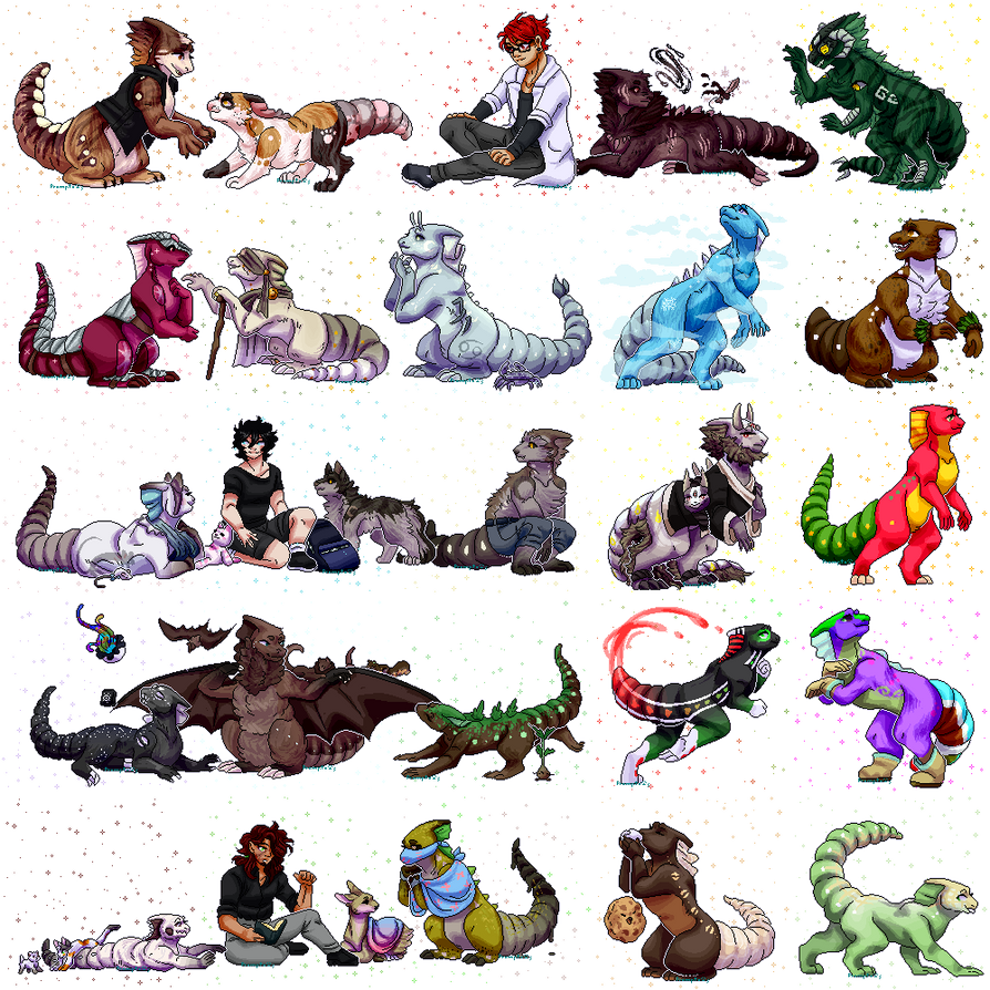 Paralogos Pixels!