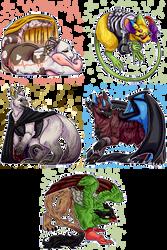 Pixel Art for Calliopius