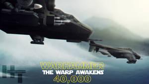 Warhammer 40k The Warp Awakens by Hazard-Trooper