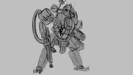 Beast of Iron Teaser 4 by Hazard-Trooper