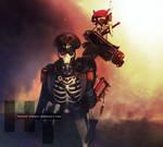 Lord Commissar Kreave by Hazard-Trooper