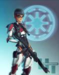 Tomboy Trooper