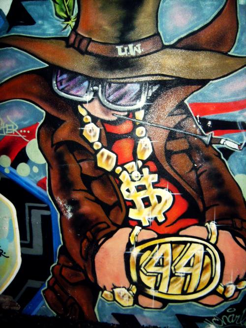 Mad Gangsta Graffiti 2 by LanieCayla09