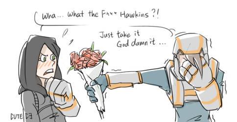 Hawkins X Tsygan