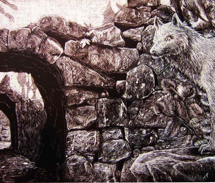 Scraperwolf by SamuraiDragon