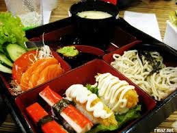 Kazehana's Bento lunch by Mito-ChanSaysHi