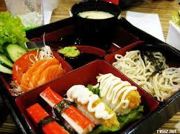 Kazehana's Bento lunch by Mito-ChanSaysHi