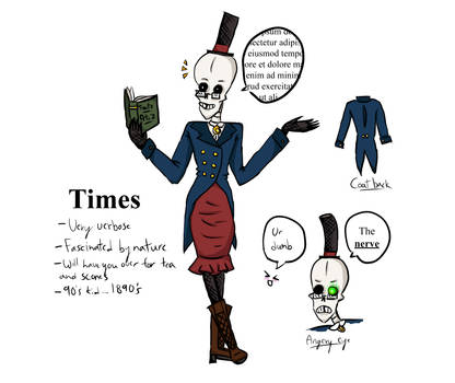 Times Reference Sheet