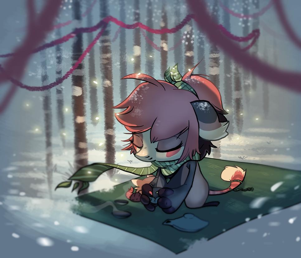 Winter stillness by The-Gij