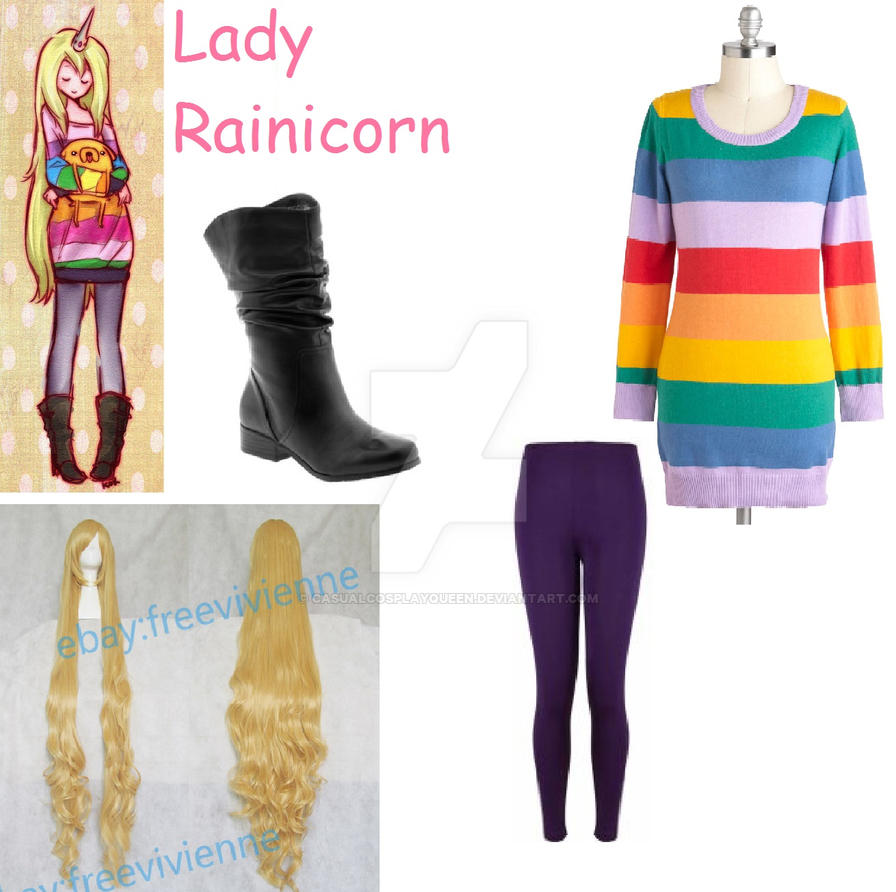 Lady Rinicorn Casual Cosplay by CasualCosplayQueen on ...