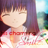 his charming smile by x-Aliiz-x