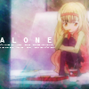 I'm alone by x-Aliiz-x