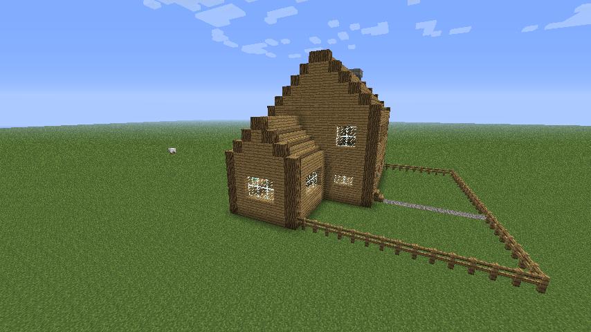 Best Minecraft House