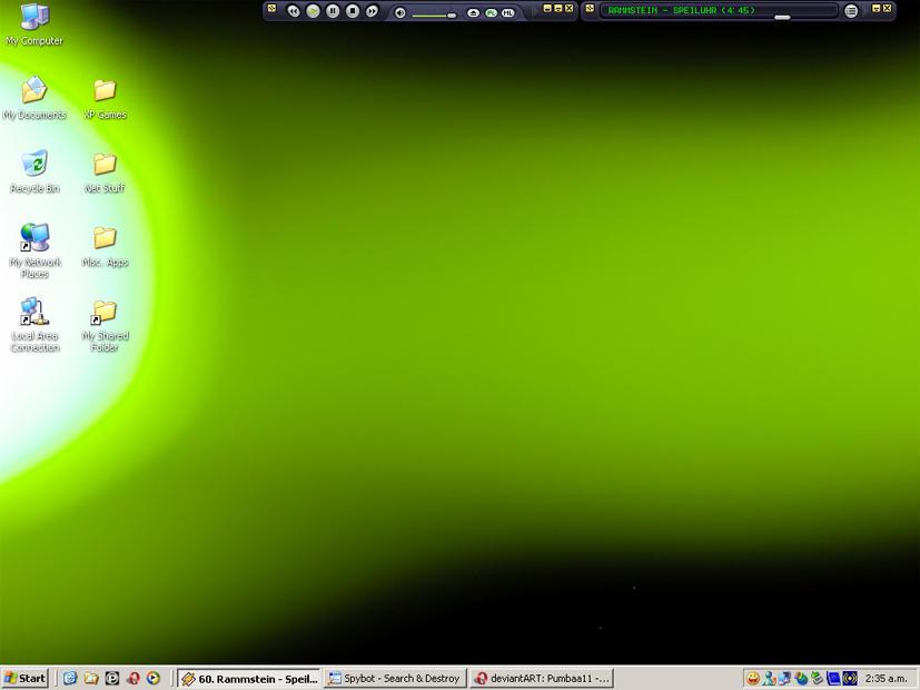 Screenshot April 17th, 2006 by Pumbaa11