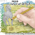 Howrse Artist - Premade Avatar by Dawndance