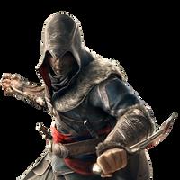 Assassin's Creed- Ezio Render by Chr0nic-Raid