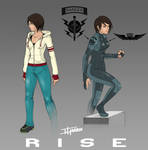 Project RISE: Costume Concepts