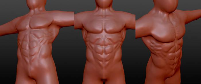 Screwing With Sculptris 2: Frontal Assault