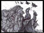 Kaiju of Monster Island