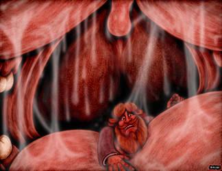 Eaten Alive 001 by LucasCGabetArts
