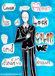 Colorless_Slenderman by crescentshadows19