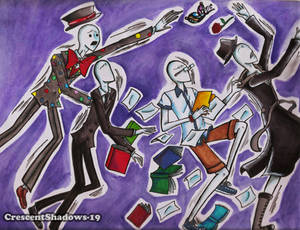 Domino Effect_Slender Brothers