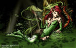 Poison Ivy colored