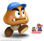 Goombario (Paper Mario)