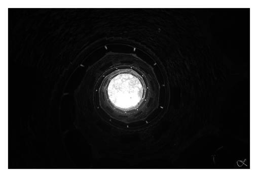 Luz ao fundo do Tunel