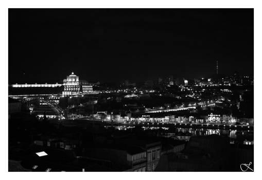 A cidade que nunca dorme...