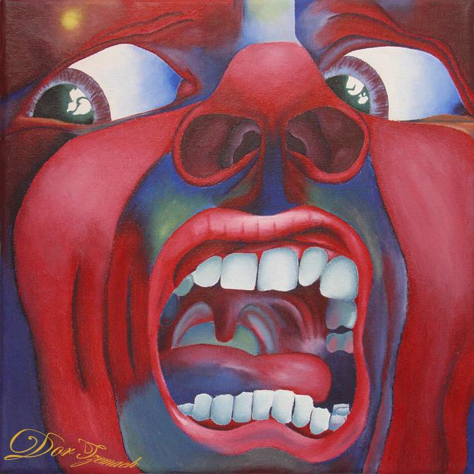 King Crimson by DorTzemach
